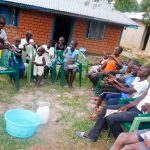 The Water Project: Ulagai Community -  Handwashing Training