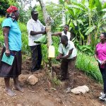 The Water Project: Ejinja Community -  Handwashing Training