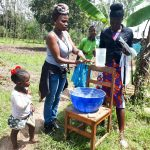 The Water Project: Matsakha C Community -  Handwashing Training