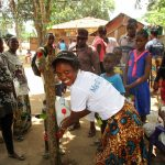 The Water Project: Tintafor, Fire Force Barracks Community -  Handwashing Training