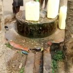 The Water Project: Nyakarongo Community -  Well That Needs Rehabilitation