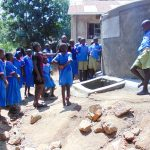 The Water Project: Eshiamboko Primary School -  Tank Management Training