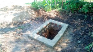 The Water Project:  Pit For The Sanitation Platform
