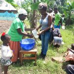 The Water Project: Matsakha C Community -  Esther Nyongesa