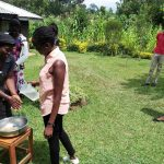 The Water Project: Muraka Community A -  Handwashing Training