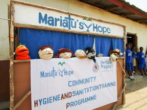 The Water Project:  Hygiene Puppet Show