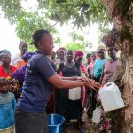 The Water Project: Modia Community, 4 Father Road -  Handwashing Training
