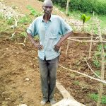 The Water Project: Musango Community A -  Jared Lukoko
