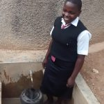 The Water Project: Friends Makuchi Secondary School -  Anai Sisline