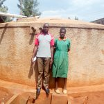 The Water Project: Kilingili Primary School -  Mercy Owela Beside Wewasafo Staff