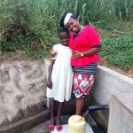 The Water Project: Mwinaya Community -  Sylvia Were