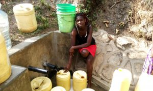 The Water Project:  Abigael Ayuma