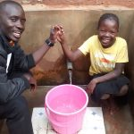 The Water Project: Emabungo Community -  Erick Wagaka And Angel Makokha