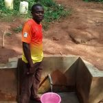 The Water Project: Emabungo Community -  Maurice Acheka