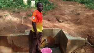 The Water Project:  Maurice Acheka
