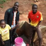 The Water Project: Emabungo Community -  Smiles For Reliable Water