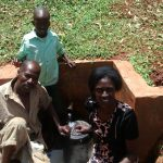 The Water Project: Kidinye Community A -  Clean Water For All