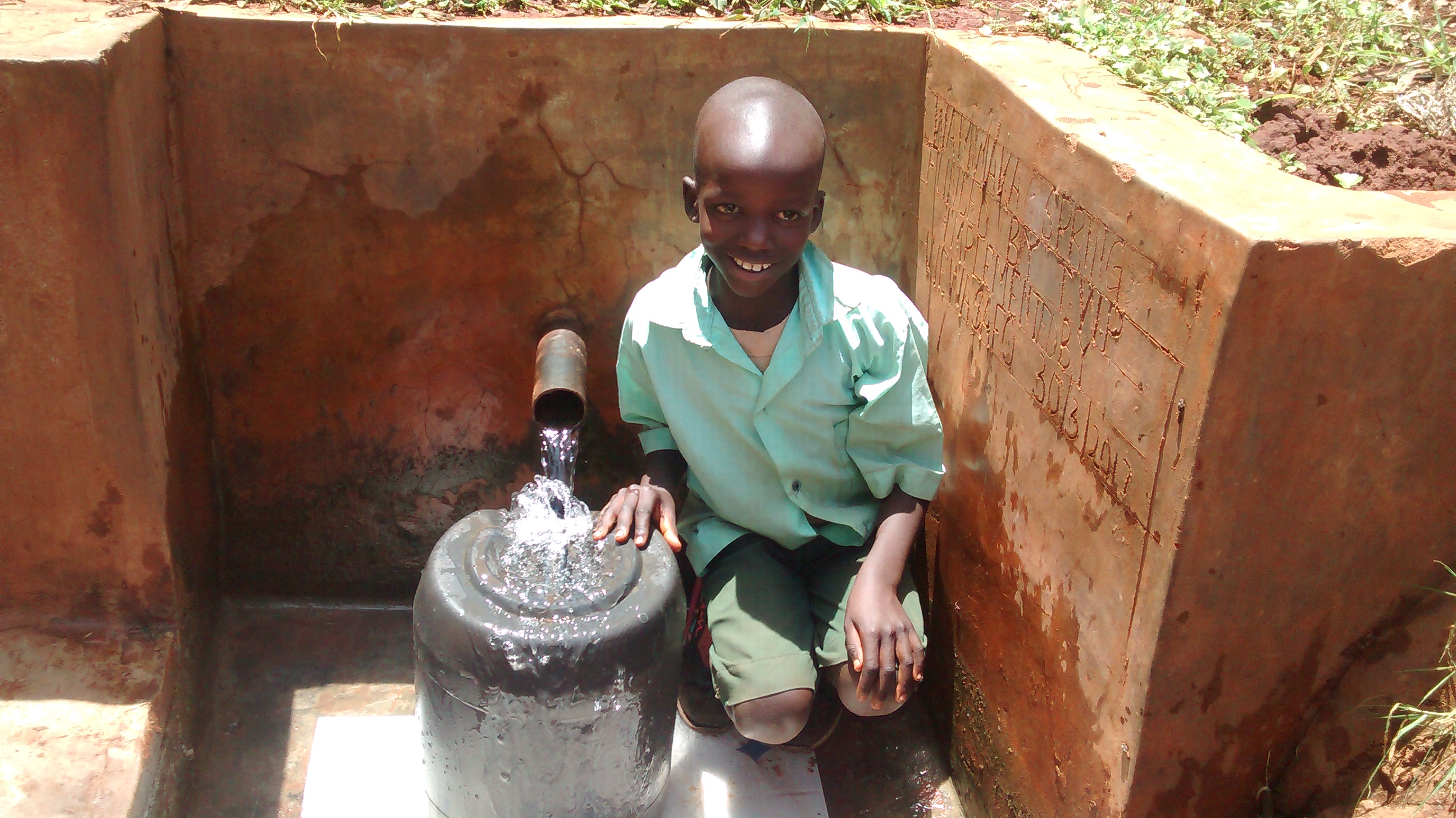 The Water Project : kenya4703-eugene-ngatha
