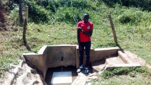 The Water Project:  Patrick Masambaga
