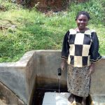 The Water Project: Shitoto Community, Abraham Spring -  Brenda Mukhalia