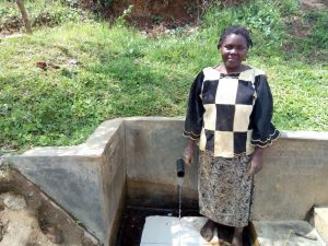 The Water Project:  Brenda Mukhalia