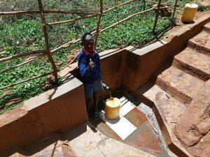 The Water Project:  Erick Mwalunga