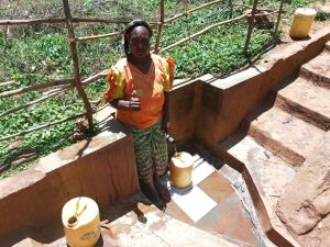 The Water Project:  Madam Florence Chelagat