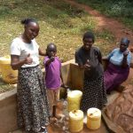 See the Impact of Clean Water - A Year Later: Andrea Kong'o Spring