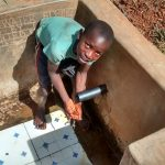The Water Project: Eluhobe Community, Amadi Spring -  Michael Omuchina