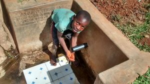 The Water Project:  Michael Omuchina