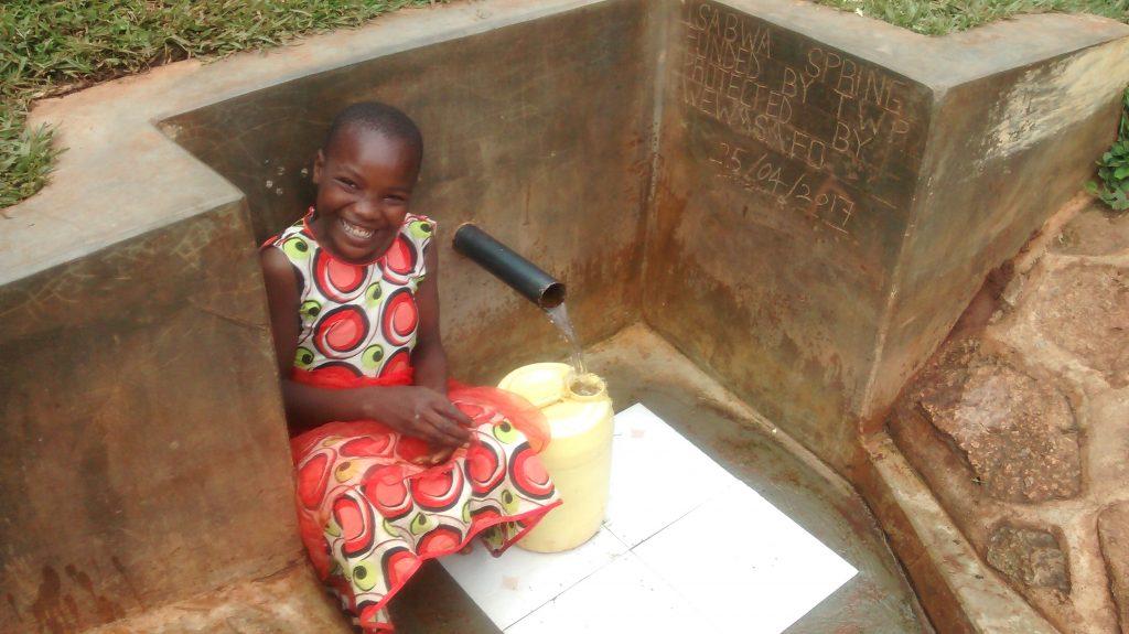 The Water Project : kenya4716-rita