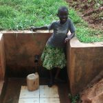 The Water Project: Nyira Community, Ondiek Spring -  Precious Muyonga