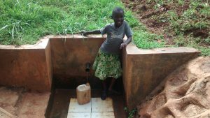 The Water Project:  Precious Muyonga