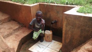 The Water Project:  Precious Fetches Water