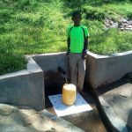 The Water Project: Handidi Community -  Fetching Water