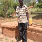 The Water Project: Mbindi Community B -  Francis Nzioki