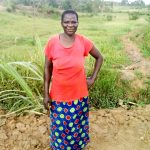 The Water Project: Musango Community A -  Priscah Nyarotso