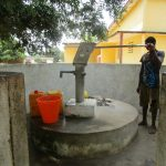 See the Impact of Clean Water - A Year Later: Tintafor, Officers' Quarters