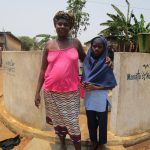 The Water Project: Tintafor, Police Barracks C-Line Community -  Salamatu Sesay