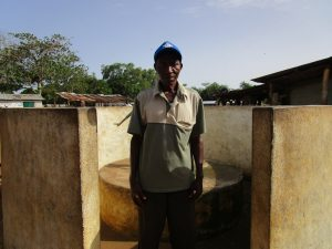 The Water Project:  Mohamed Sesay