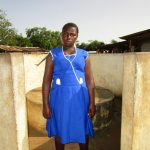 The Water Project: Petifu Junction Community -  Sinah Sesay