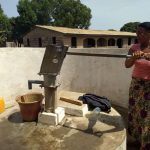 The Water Project: Benke Community, Brima Lane -  Clean Water