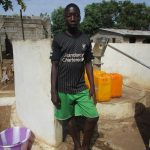 The Water Project: Benke Community, Brima Lane -  Sahr Bangura