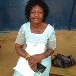 The Water Project: St. John RC Primary School -  Headteacher Ann Marie A Kamara