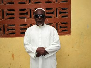 The Water Project:  Pa Ibrahim Sorie Mansaray