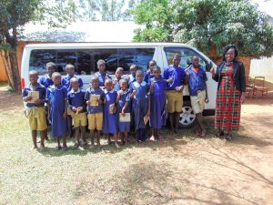 The Water Project:  Students Selected For The Ctc Club