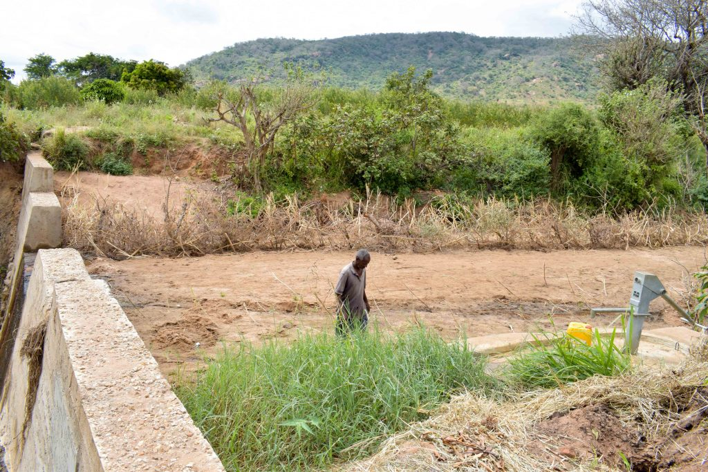 The Water Project : 1-kenya4769-a-year-with-water