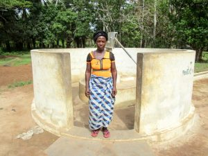 The Water Project:  Mah Kargbo