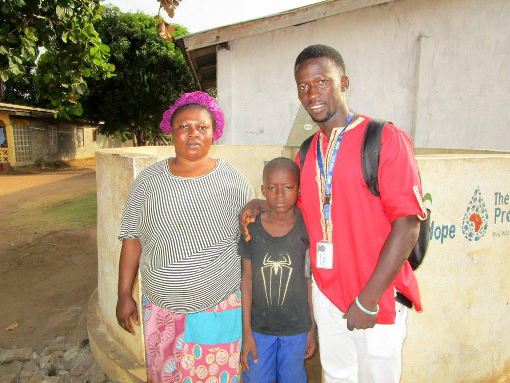 The Water Project : 1-sierraleone5108-a-year-with-water