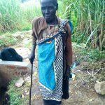 The Water Project: Mukhangu Community, Okumu Spring -  Doreen Okumu